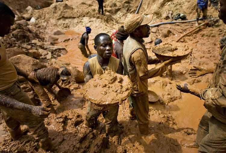 Negara Penghasil Emas dan Permata Terbesar di Dunia Republik Demokrasi Kongo