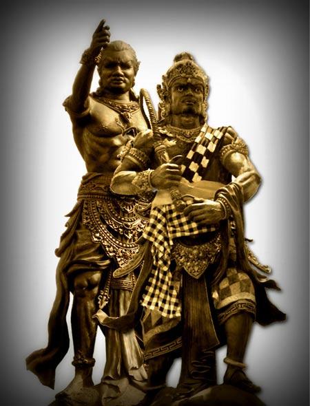 Fakta Seputar Bali yang Bias Membuat Kalian Tercengang Kebo Iwa satu-satu nya tokoh yang mampu mengalahkan mahapatih pada masanya?