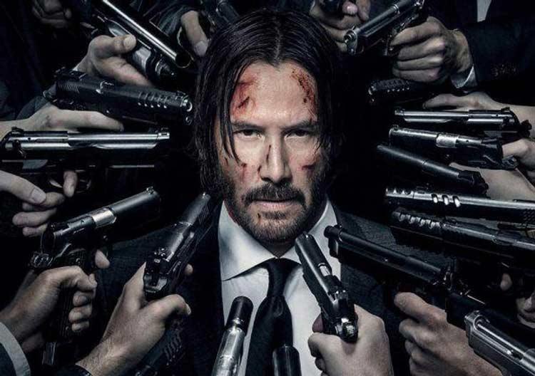 Daftar Film Keanue Reeves Terbaik - John Wick Series