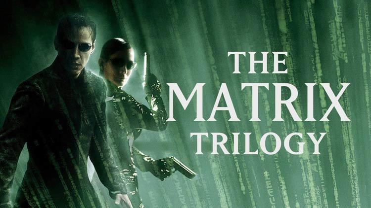 Daftar Film Keanue Reeves Terbaik - The Matrix Trilogy