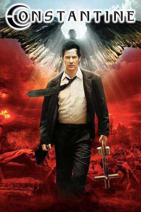 Daftar Film Keanue Reeves Terbaik - Constantine