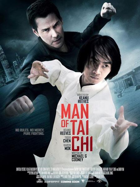Daftar Film Keanue Reeves Terbaik - Man of Tai Chi