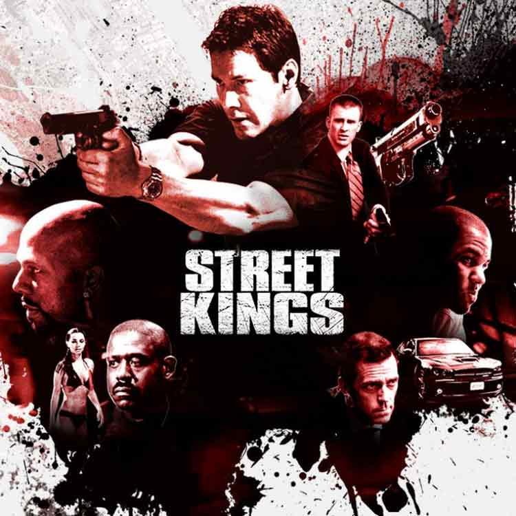 Daftar Film Keanue Reeves Terbaik - Street kings