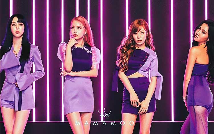 Girlband asal Korea - MAMAMOO