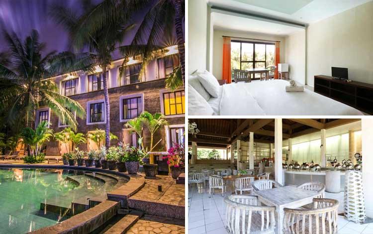 Hotel Bagus dan Murah di Bali - Jeje Hotel Legian