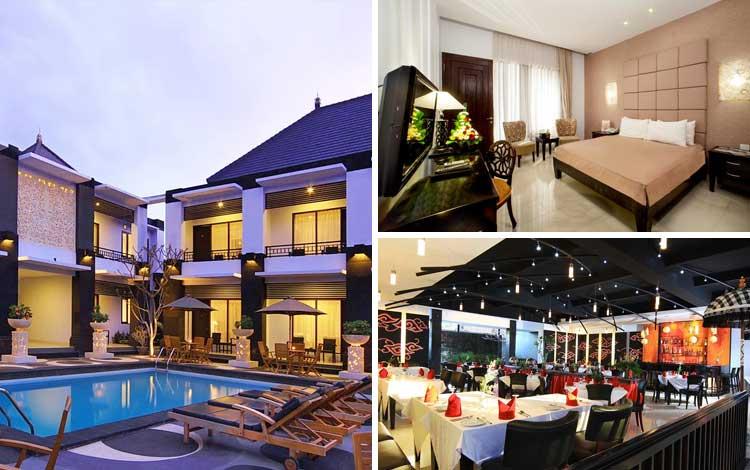 Hotel Bagus dan Murah di Bali - The Radiant