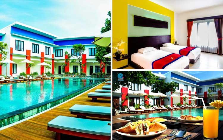 Hotel Bagus dan Murah di Bali - Ozz Hotel Kuta