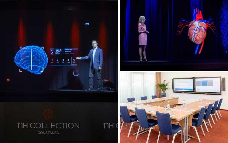 Hotel Dengan Teknologi Super Canggih di Dunia NH Hotel, Berlin