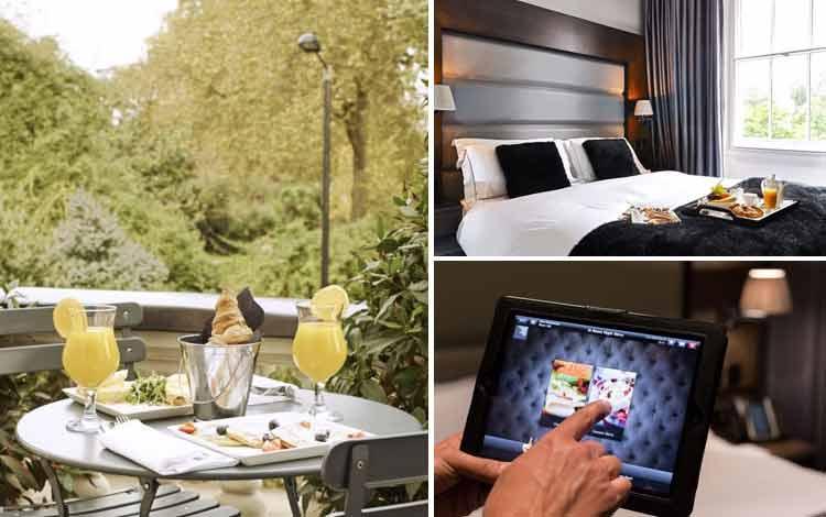Hotel Dengan Teknologi Super Canggih di Dunia Eccleston Square, London