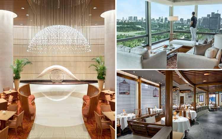 Hotel Dengan Teknologi Super Canggih di Dunia Peninsula Hotel, Tokyo