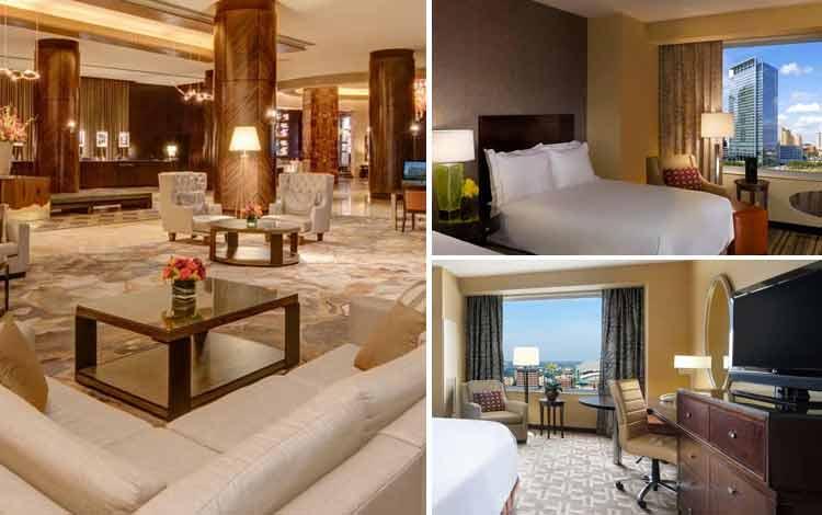 Hotel Dengan Teknologi Super Canggih di Dunia Hilton, Amerika