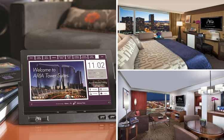 Hotel Dengan Teknologi Super Canggih di Dunia Asia Resort and Casino, Las Vegas