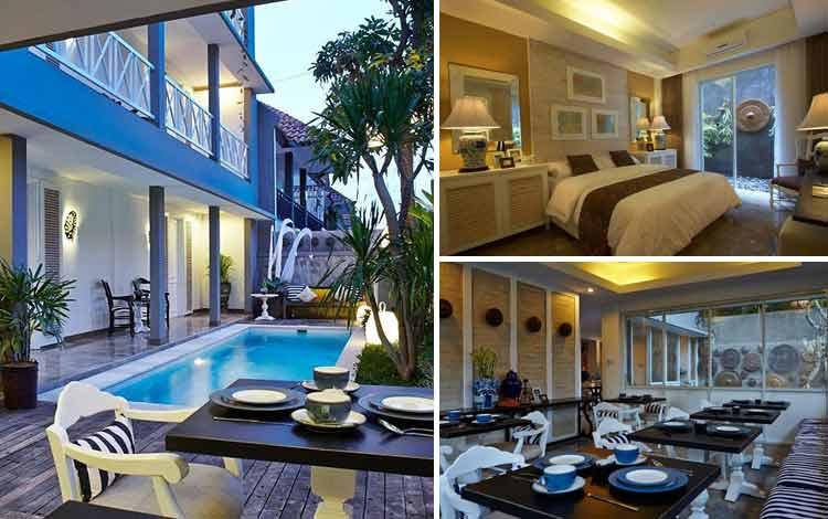 Hotel Bagus dan Murah di Bali Summerhome Ummasari Boutique Hotel, Seminyak