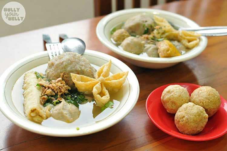 Daftar Masakan Indonesia yang Terkenal di Mancanegara Bakso