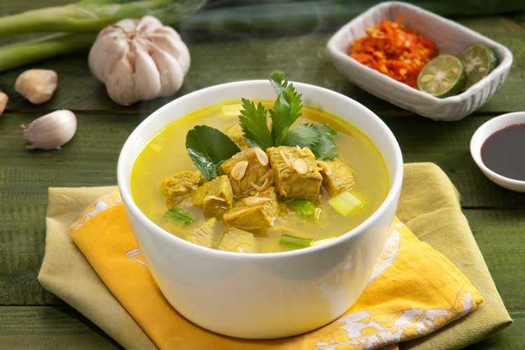 Daftar Masakan Indonesia yang Terkenal di Mancanegara Soto