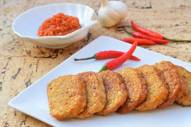 Daftar Masakan Indonesia yang Terkenal di Mancanegara Tempe