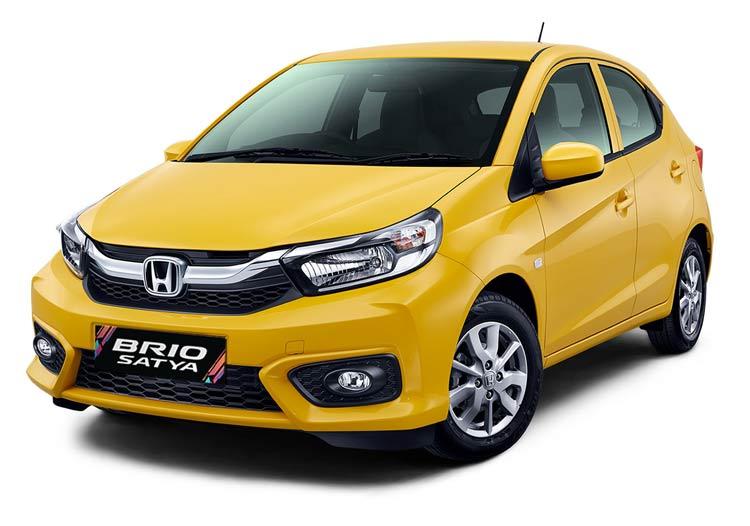 Merek Mobil Terlaris di Indonesia Honda