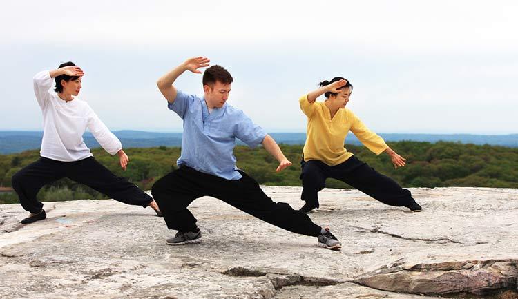 Daftar Olahraga yang Bagus Untuk Menjaga Kesehatan Jantung Tai chi