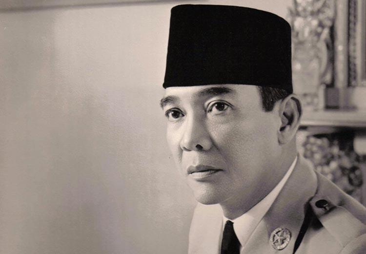 Daftar Orang Indonesia yang Paling Pertama - Ir Soekarno (Presiden RI Pertama)
