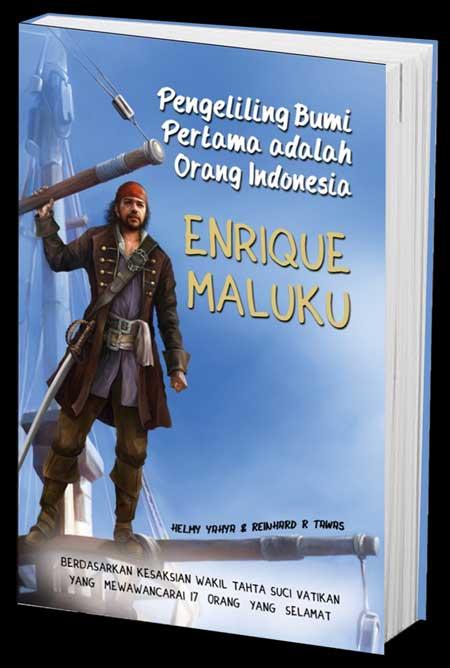 Daftar Orang Indonesia yang Paling Pertama - Enrique Maluku