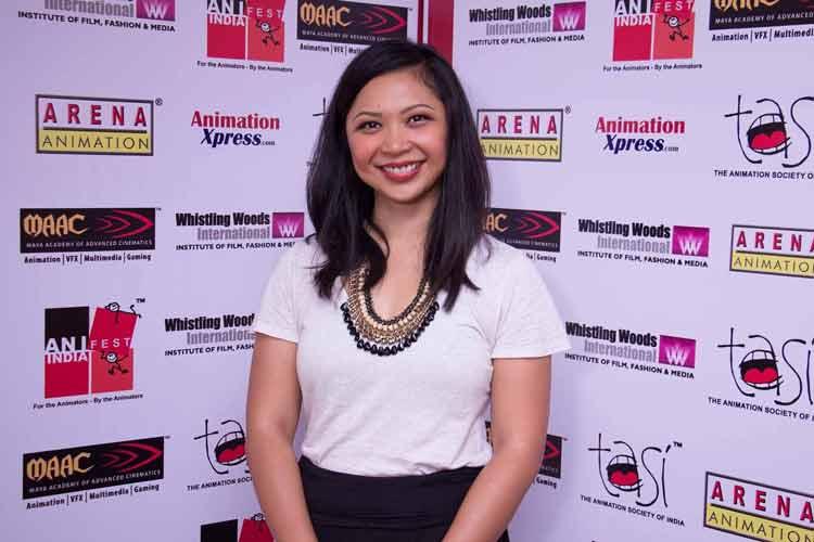 Daftar Orang Indonesia yang Paling Pertama - Griselda Sastrawinata (Wanita Indonesia pertama yang bekerja di Disney)