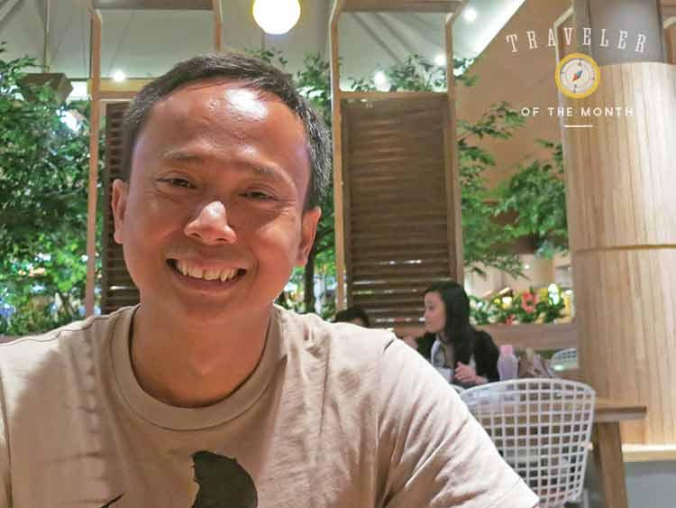 Daftar Orang Indonesia yang Paling Pertama - Fedi Fianto (Orang Indonesia Pertama yang Ikut Maraton di Kutub Utara)