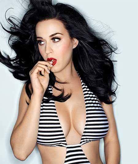 Penyanyi barat cantik dan seksi - Katy Perry