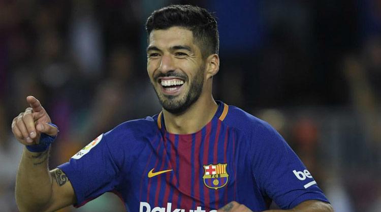 10 Pesepak Bola Dunia dengan Gaji Tertinggi Terbaru Luis Suarez