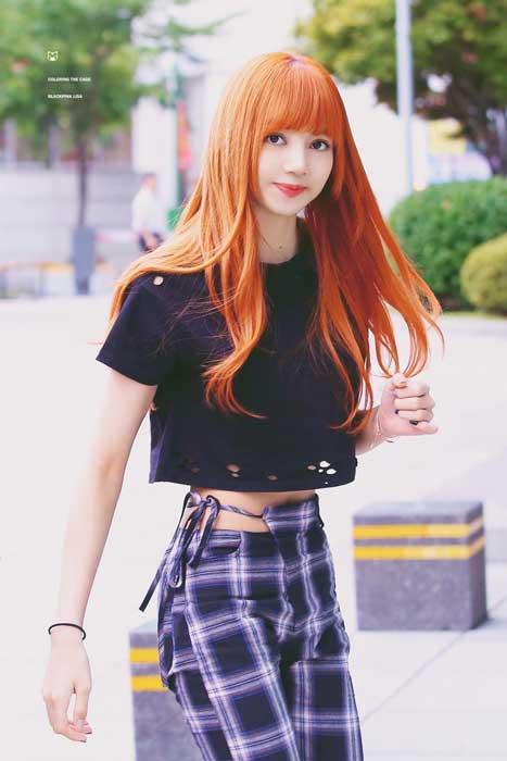 Gaya Rambut Idol Kpop Wanita Yang Trend - The Bright Orange