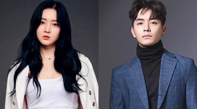 Pasangan Artis Korea Yang Hubungannya Bisa Menjadi Panutan - Ahreum dan Lee Seung Jae