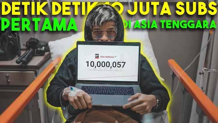 YouTuber Terkaya di Indonesia - Atta Halilintar