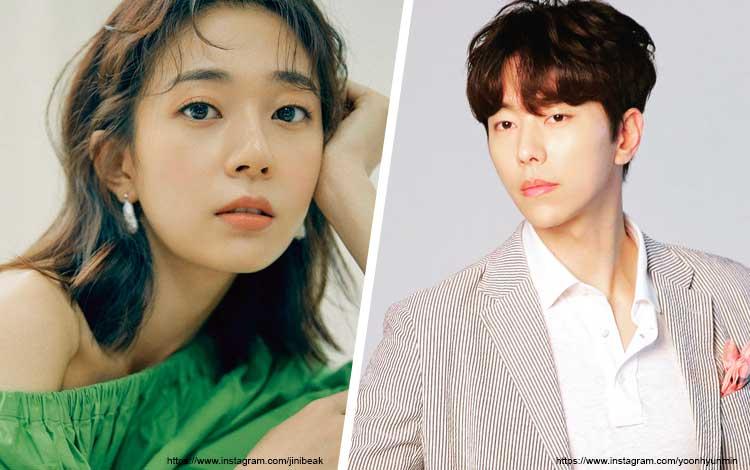 Pasangan Artis Korea Yang Hubungannya Bisa Menjadi Panutan - Baek Jin Hee dan Yoon Hyun Min
