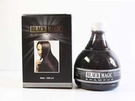 Merk Shampo Untuk Memanjangkan Rambut - Black Magic Kemiri Shampo