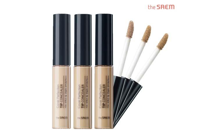 Perlengkapan make up Korea yang bagus - Concealer