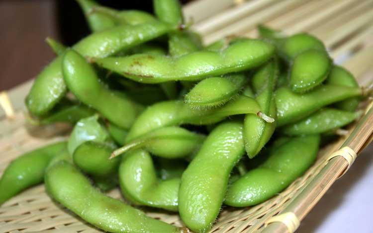 Makanan Jepang Yang Populer Di Indonesia - Edamame