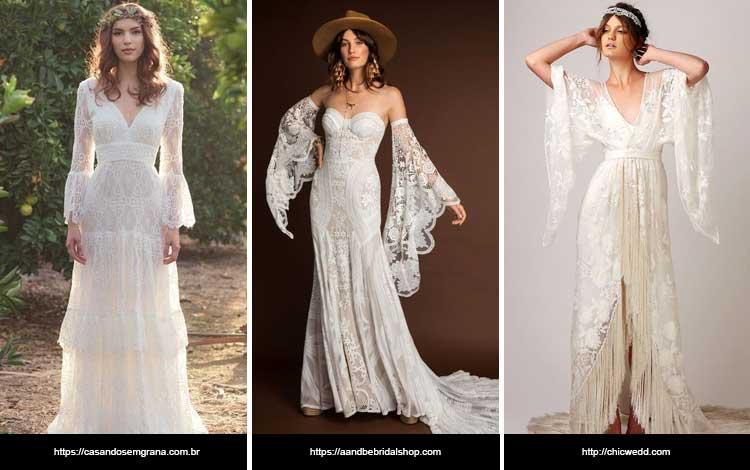 Trend Gaun Pengantin 2019 - Fairy Nymph