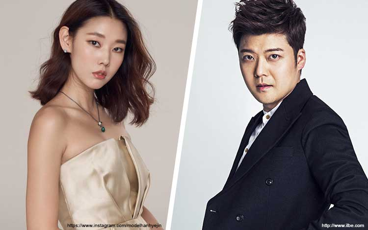 Pasangan Artis Korea Yang Hubungannya Bisa Menjadi Panutan - Jun Hyun Moo dan Han Hye Jin