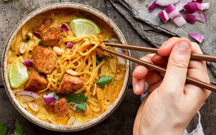 Aneka Makanan Khas Thailand Yang Lezat Dan Cocok Untuk Lidah Orang