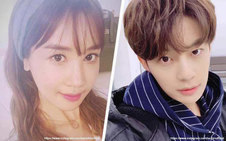 Pasangan Artis Korea Yang Hubungannya Bisa Menjadi Panutan - Lee Da Hae dan Se7en