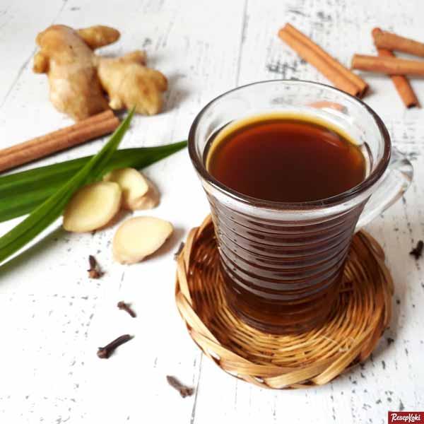 Makanan Dan Minuman Khas Bandung - Bandrek