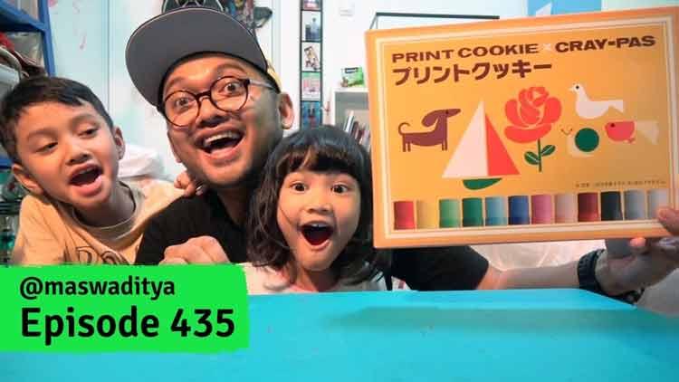 YouTuber Terkaya di Indonesia - Mas Waditya