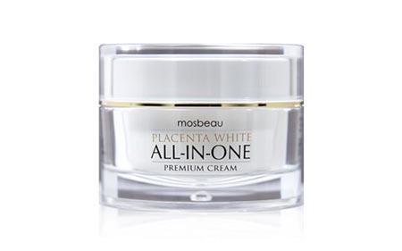 Krim Pemutih Selangkangan Yang Bagus - Mosbeau Placenta White All-In-One Whitening Cream