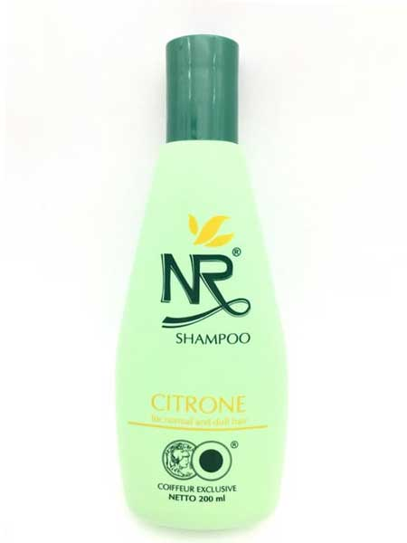 Merk Shampo Untuk Memanjangkan Rambut - NR Shampo Citrone