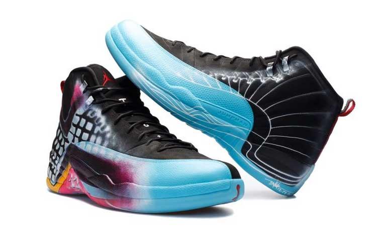 Sneaker Termahal di Dunia - Nike-Air-Jordan-12-DB-Dozen