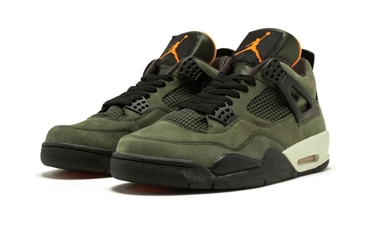 ccNike Air Jordan 4 Undefeated