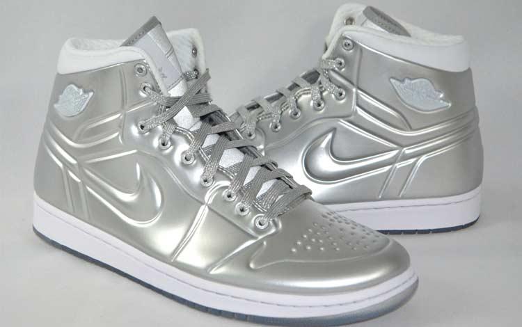 Sneaker Termahal di Dunia - Nike Air Jordan Silver