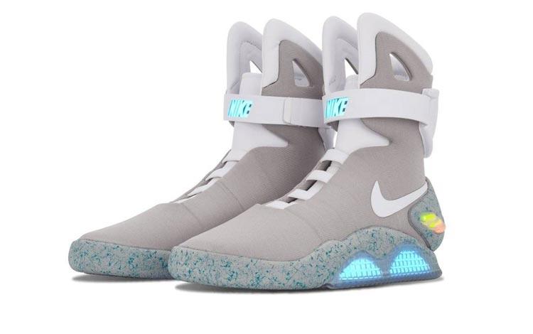 Sneaker Termahal di Dunia - Nike Air Mag Back to the Future