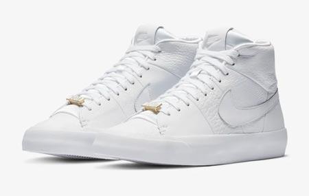 Sneakers Nike Yang Bagus - Nike Blazer Royal QS