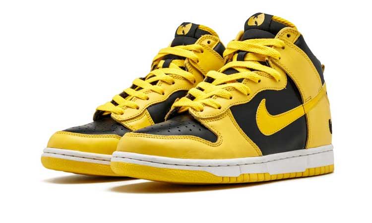 Sneaker Termahal di Dunia - Nike Dunk High Le Wu-Tang