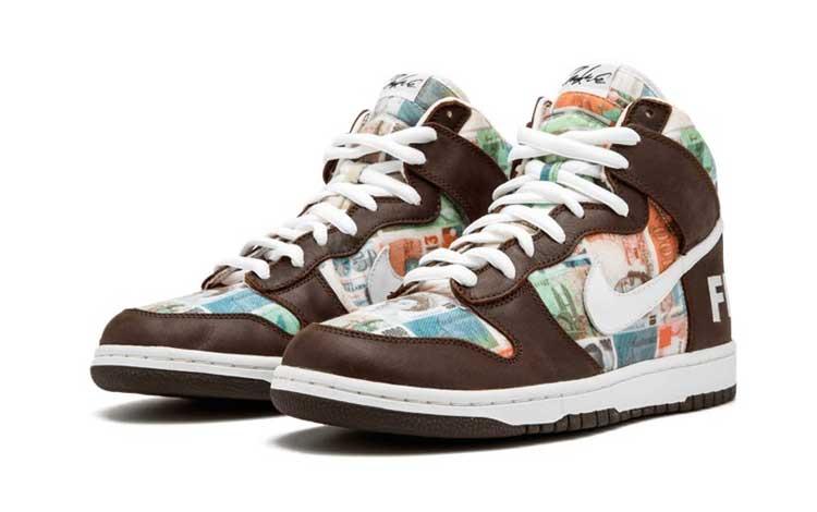 Sneaker Termahal di Dunia - Nike-Dunk-High-Pro-SB-Flom